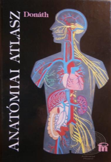 Az emberi test anatómiai atlasz