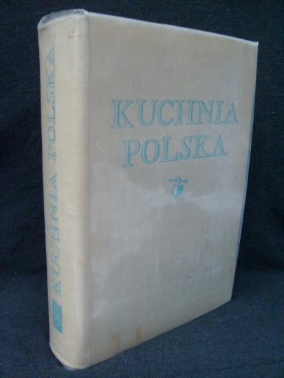 Kuchnia Polska Stanislaw Berger Krystyna Janik