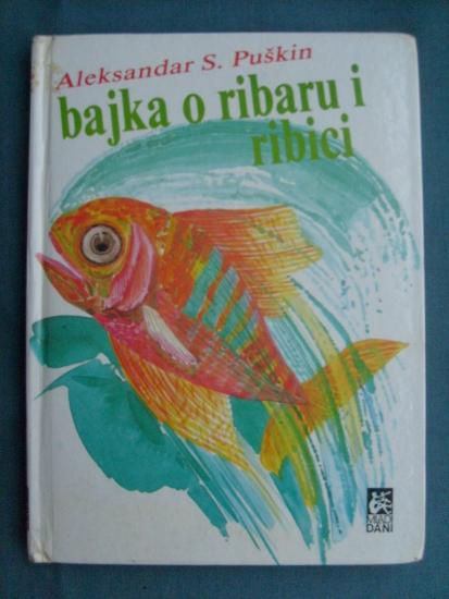 bajka o ribaru i ribici pdf